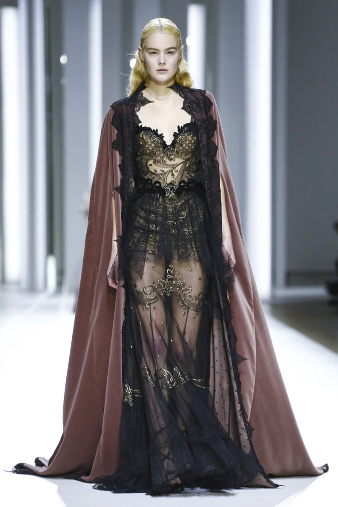 Galia Lahav, Fashion Show Couture Collection Spring Summer 2017 in Paris