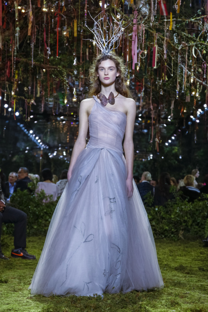 Dior Cuture Collection Spring Summer 2017 Paris Fashion Week NYTCREDIT: Gio Staiano / NOWFASHION